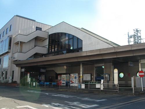 鎌ヶ谷大仏駅 : 【一度は行って...
